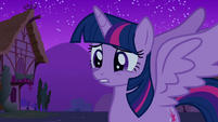 "Alicorn Twilight ""a princess?"" S03E13"