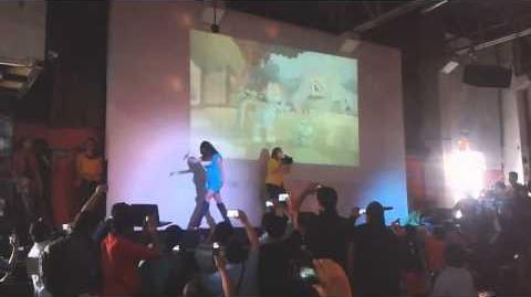 """Analiz Sánchez y Maggie Vera cantan """"La mejor mascota"""" - FluttyCon 2014"""