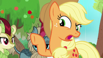 Applejack -not if they don't turn- S8E23