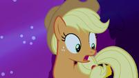Applejack -oh, no!- S5E13