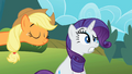 Applejack being witty S2E2.png