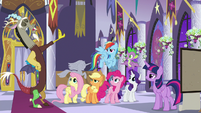"Discord ""longer than any of you"" S9E17"