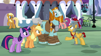 Flash suggests that Rockhoof see Mistmane S8E21