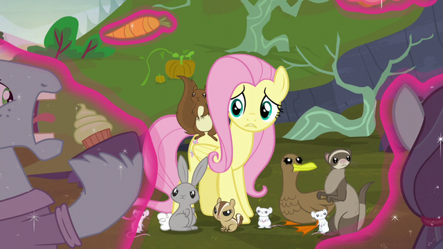 """File:Fluttershy """"if not for yourselves"""" S5E23.png"""