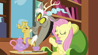 Fluttershy -oh, that's all right- S7E12