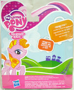 Friendship is Magic Cherry Pie back of packaging