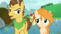 Grand Pear forbids Pear Butter's relationship S7E13