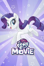 MLP The Movie Rarity mobile wallpaper