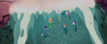 Mane Six going over a waterfall MLPTM.png