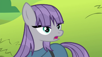 Maud 'I'm not really into... 'winning'' S4E18