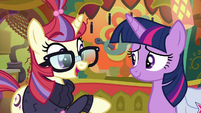 """Moon Dancer """"it's good to see you!"""" S9E5"""