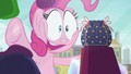 Pinkie Pie looking at rock pouch dreamily S6E3.png