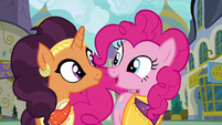 """Pinkie singing """"your food is so good"""" S6E12"""