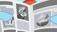 Rainbow Dash presents A. K. Yearling article S7E18