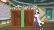 Rarity and the box of apologies, S9E19