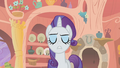 Rarity frowning smugly S1E8.png