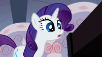 Rarity surprised S2E05