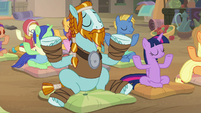 Rockhoof starting to relax S8E21