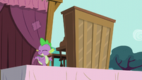 Spike -When Twilight told me to stall- S5E11