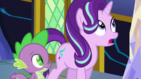 "Starlight ""figuring out what my first friendship lesson is"" S6E1"