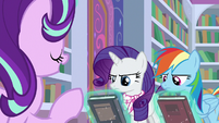 "Starlight ""we'll all discuss afterward"" S8E17"