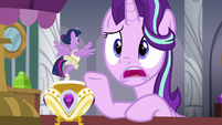Starlight Glimmer -without even realizing it- S7E10