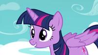Twilight -Uh-huh...-- S4E21