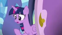 Twilight Sparkle -I've been thinking- S8E24