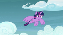 Twilight loses another race S5E3
