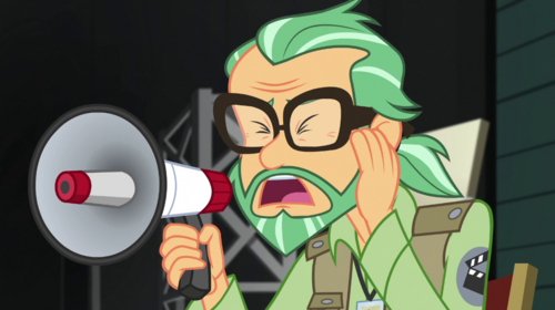 Canter Zoom yelling -Cut! Cut! Cut!- EGS2