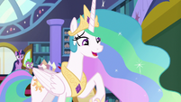"Celestia ""what do you have planned?"" S8E7"