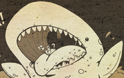 Comic issue 18 whale