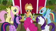 Main six drinking apple juice S1E4