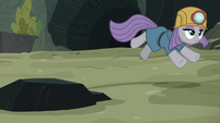 Maud Pie follows the rolling rock S7E4