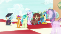 "Ocellus ""why did you bring us here"" S9E3"