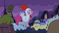 Pinkie Pie 'did you hear that' S2E04