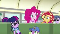 Pinkie Pie talking about marshmallows EG4