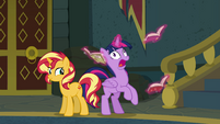 Princess Twilight hyperventilating again EGFF
