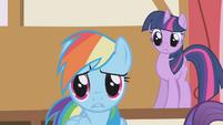 Rainbow Dash -tired-- S1E04