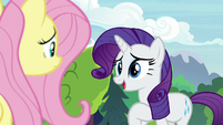"Rarity ""I would love to, darling"" S8E4"