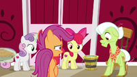 """Scootaloo """"you sure about that?"""" S9E23"""