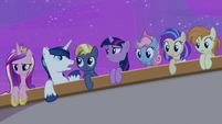 "Shining Armor ""pushy and manipulative"" S7E22"