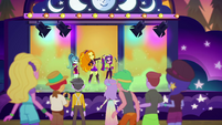 The Dazzlings' concert concludes again EGSBP