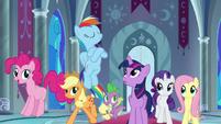 Twilight's friends ready to rule Equestria S9E1