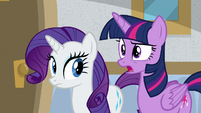 "Twilight ""running an actual friendship school"" S8E16"