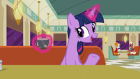 Twilight --Let's just say that if I could choose-- S6E9