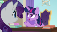 Twilight -if he really wants to learn- S8E16