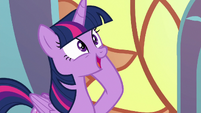 Twilight Sparkle -I can't believe it!- S8E2