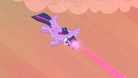 Twilight magic zap S4E11