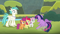 Twilight returns to Terramar and the CMC S8E6